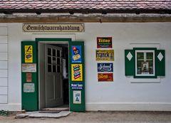 Gemischtwarenhandlung im Freilichtmuseum Stübing! (1)