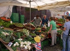 Gemüse aus Baden und Elsass