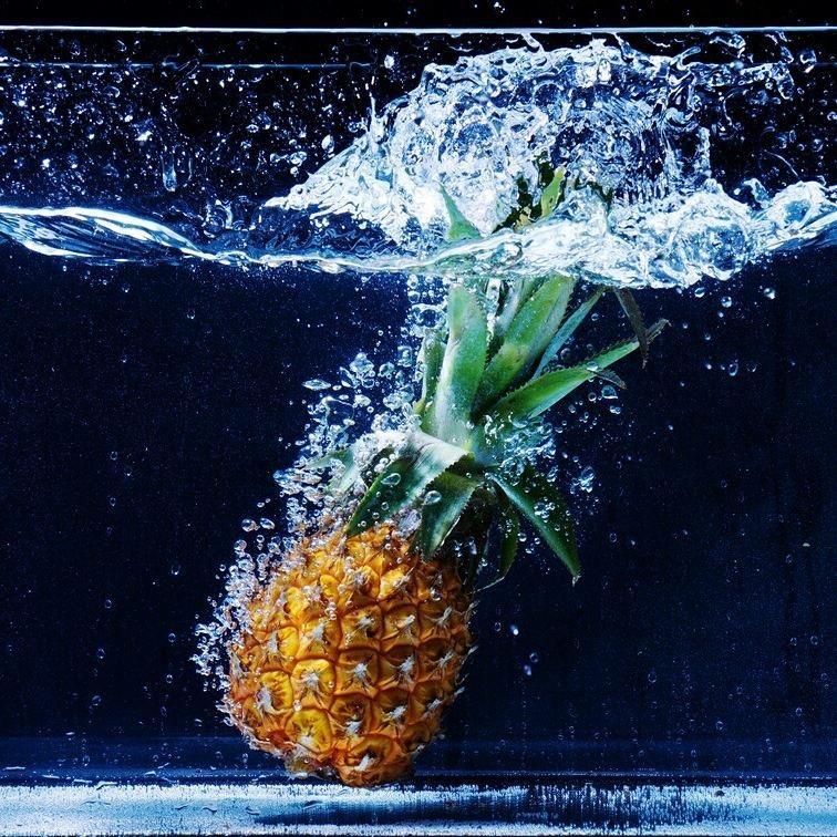 Gemüse im Schonwaschgang, die nasse Anna