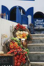 Gemüsetreppe