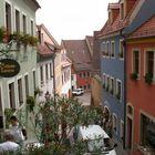 Gemütliche Enge in der Altstadt