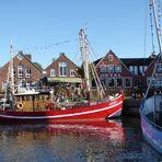 Gemütlicher kleiner Hafen