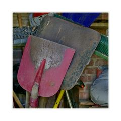gender specific shovels