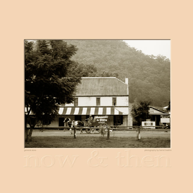 General Store (Series Now & Then)