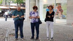 Generation Handy ;-)