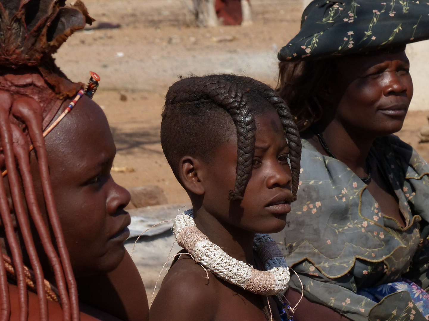 """Generations"" - Himba people / Namibia"
