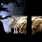 Genessee River Upper Falls