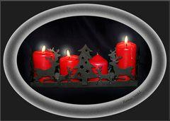 Genießt den 3. Advent, meine Lieben!