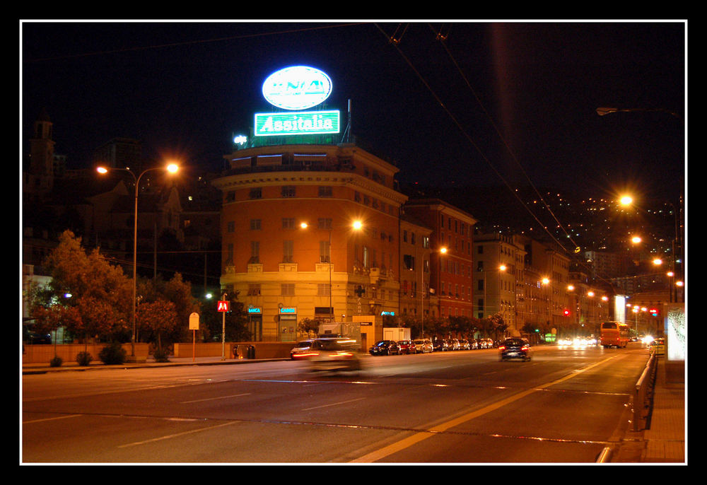 Genova by Night