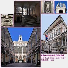 Genova · Palazzo Niccolò Grimaldi