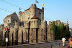 Gent Burg Gravensteen