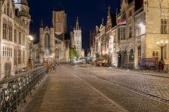 Gent - Sint-Michielsplein
