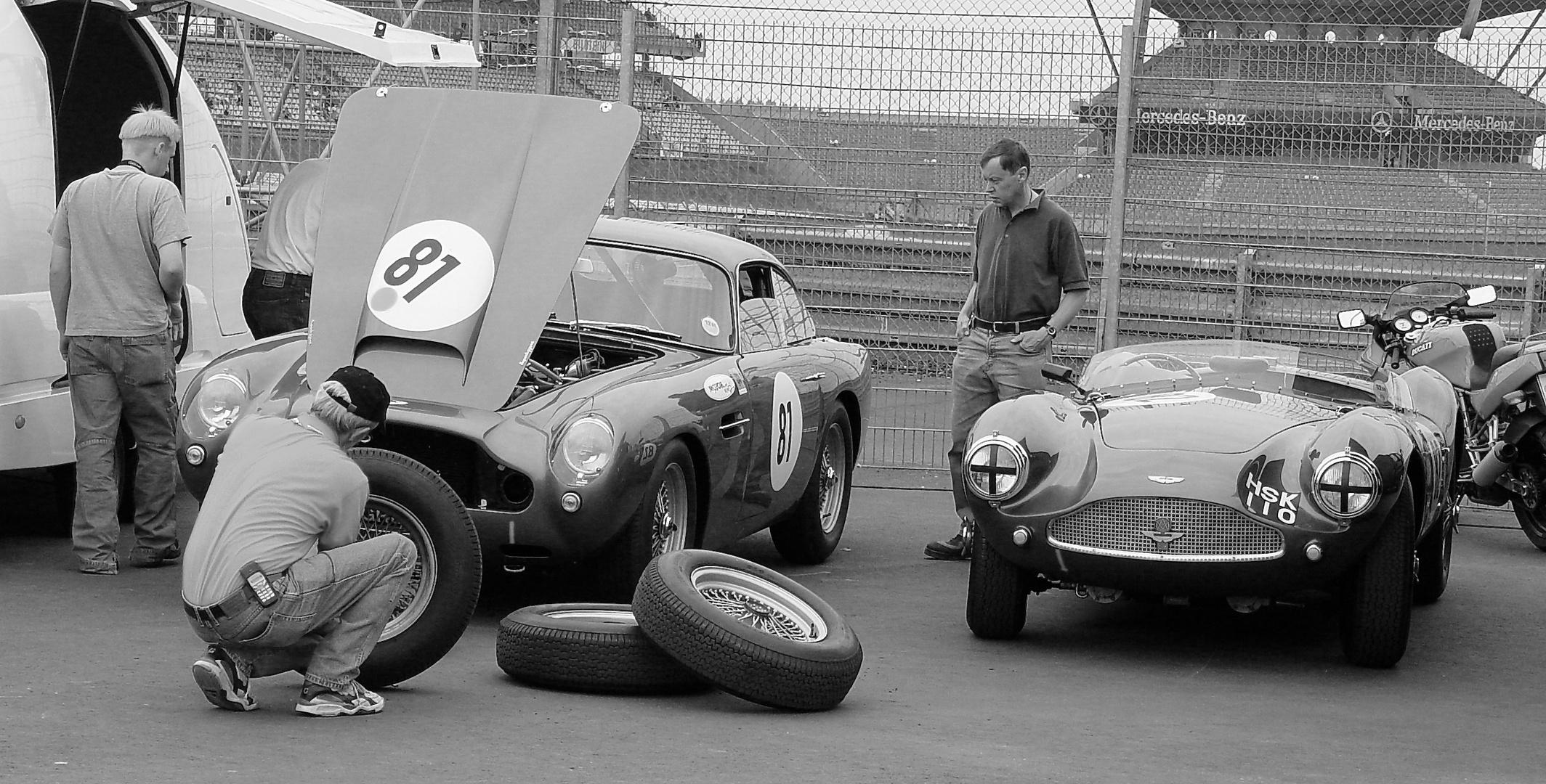Gentleman Racer......