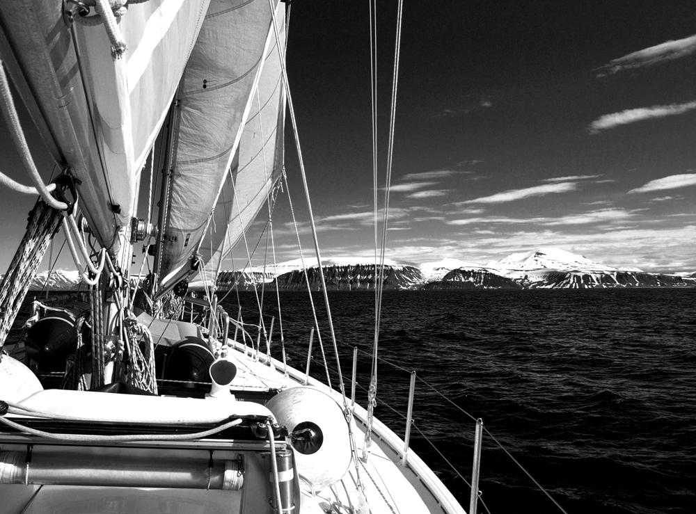 Genusssegeln im Nordmeer