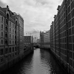 Geometrie der Speicherstadt