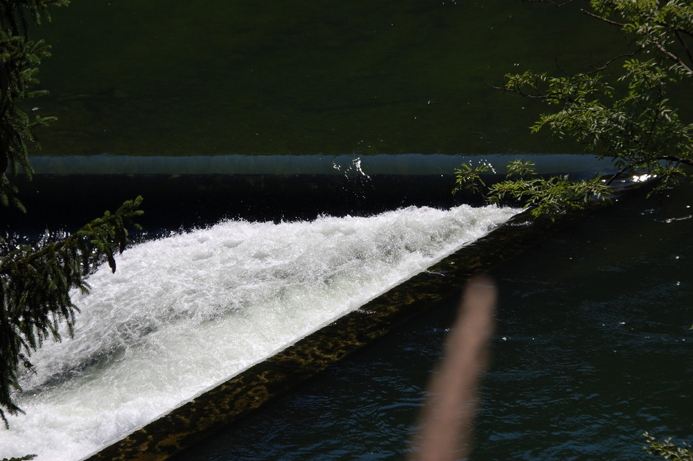 Geometrie im Wasser
