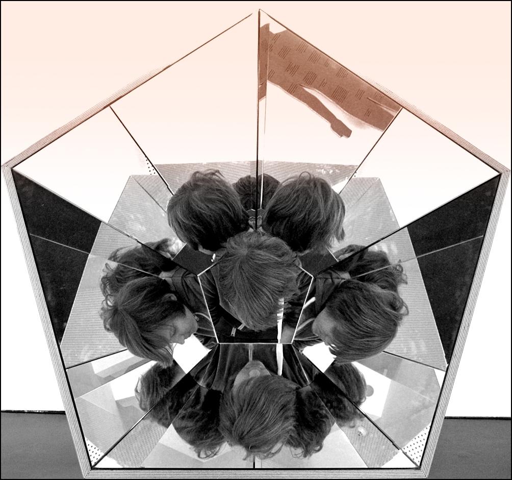 Geometrie mit Köpfchen