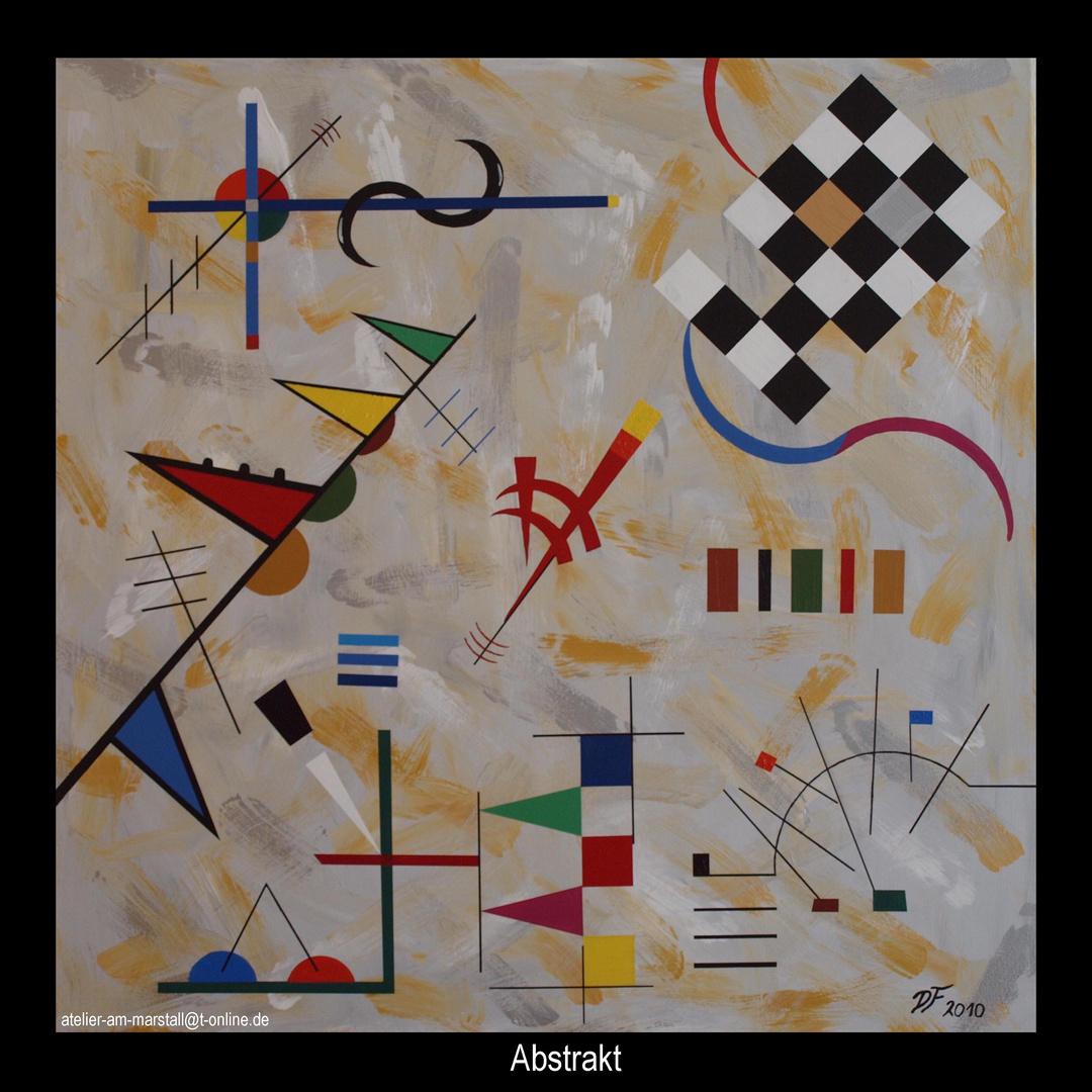 Geometrie trifft Abstraktion