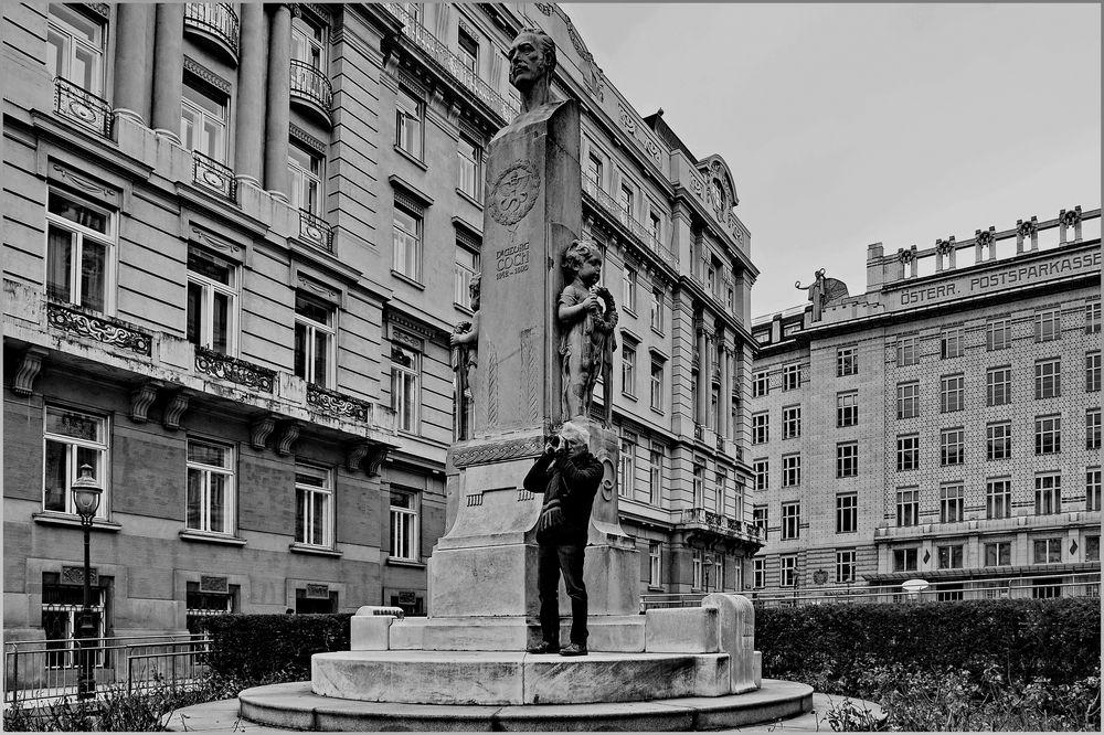 Georg Coch Denkmal, Wien