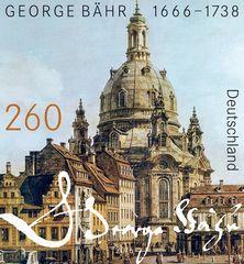 George Bähr Sonderbriefmarke
