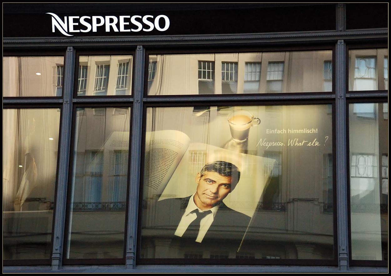 George Clooney.  What else?