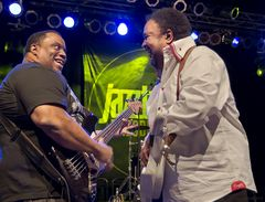 George Duke u. Mike Manson