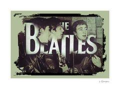 George, Paul und John