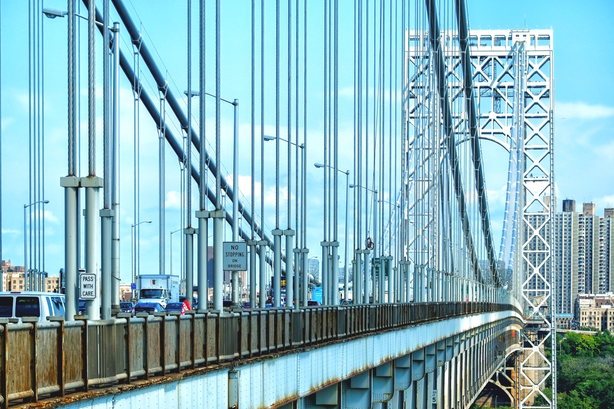 - George Washington Bridge -