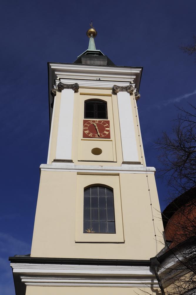 Georgenkirche in Dessau