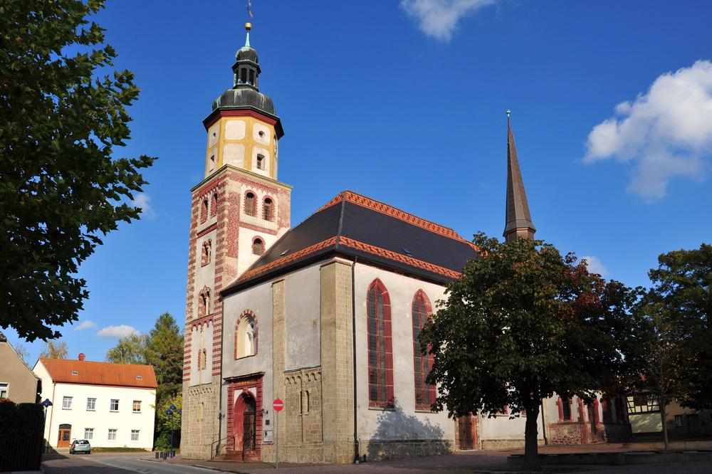 Georgenkirche Rötha