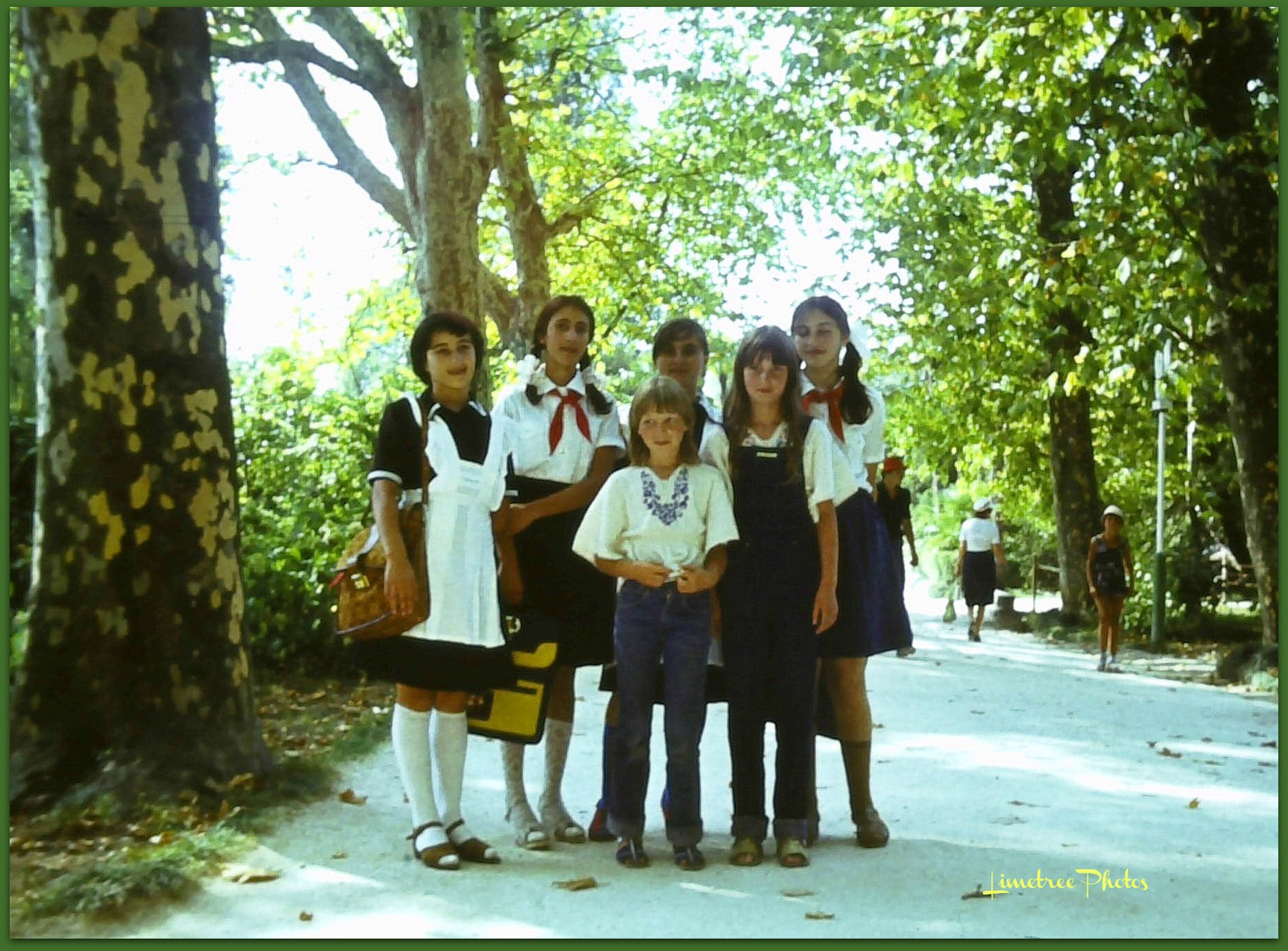 Georgian and German Students