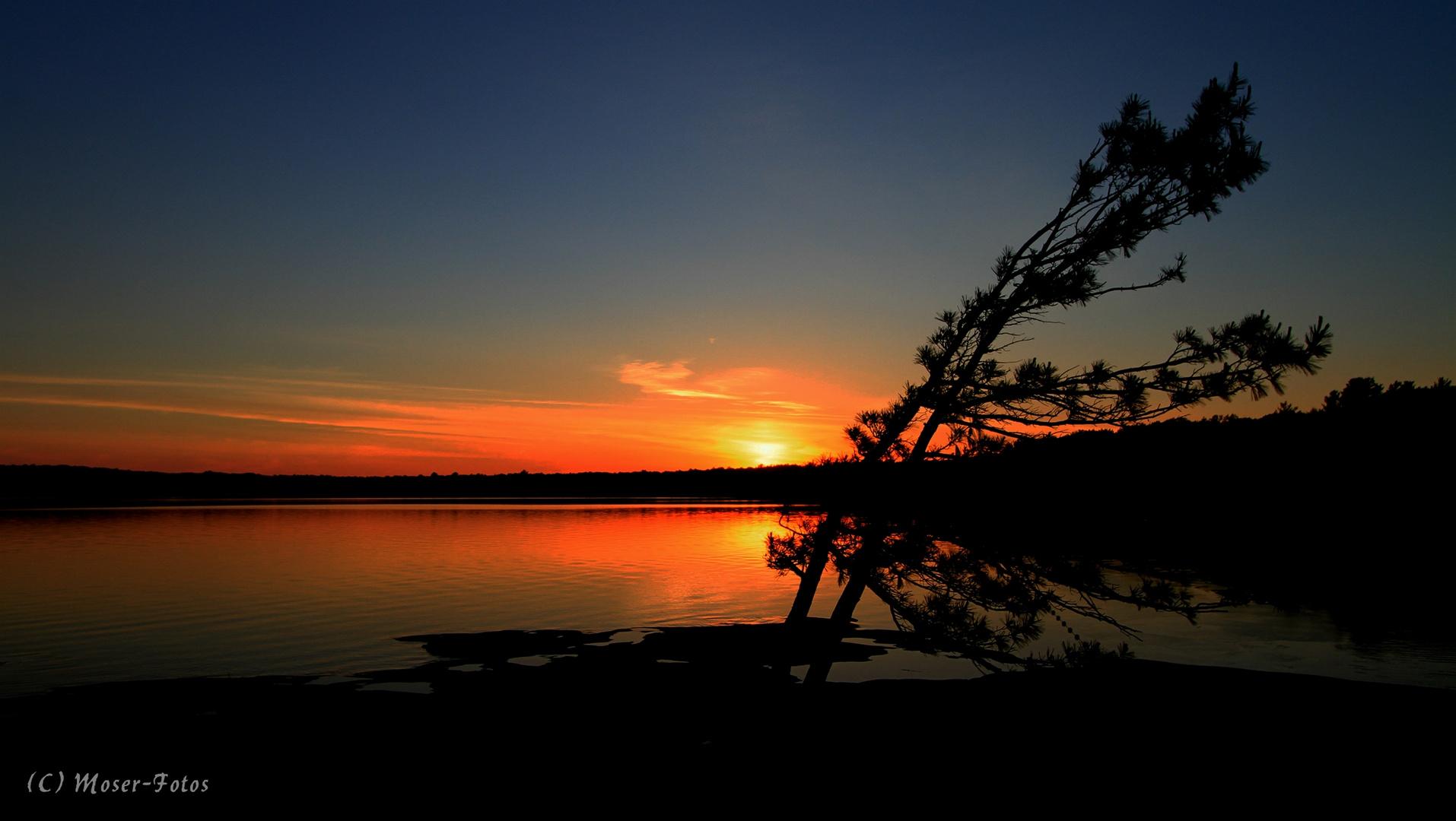 Georgian Bay am Lake Huron -II-