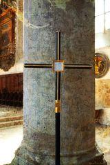 Georgskreuz in St. Georg zu Nördlingen