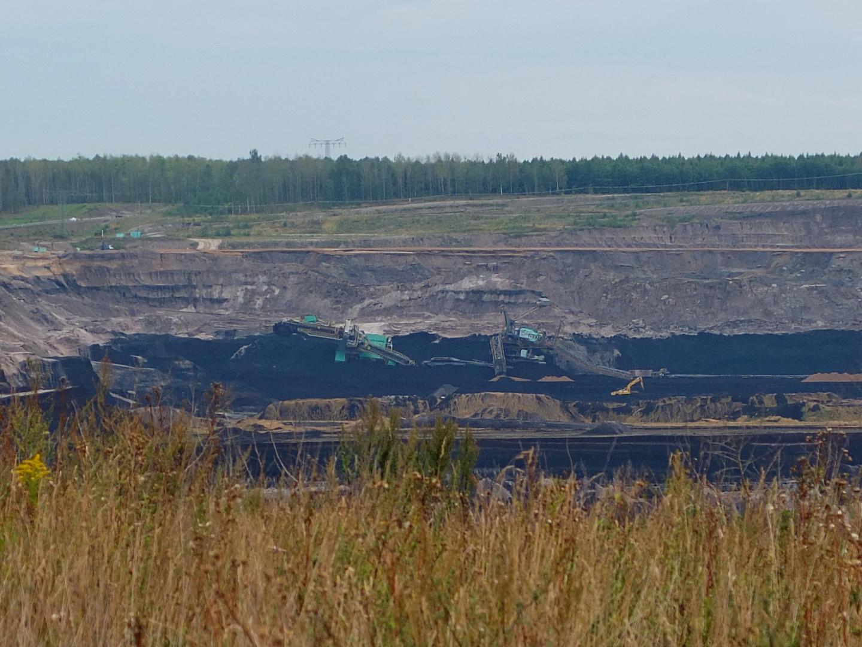 Geotechnisches Ereignis Tagebau Vereinigtes Schleenhain