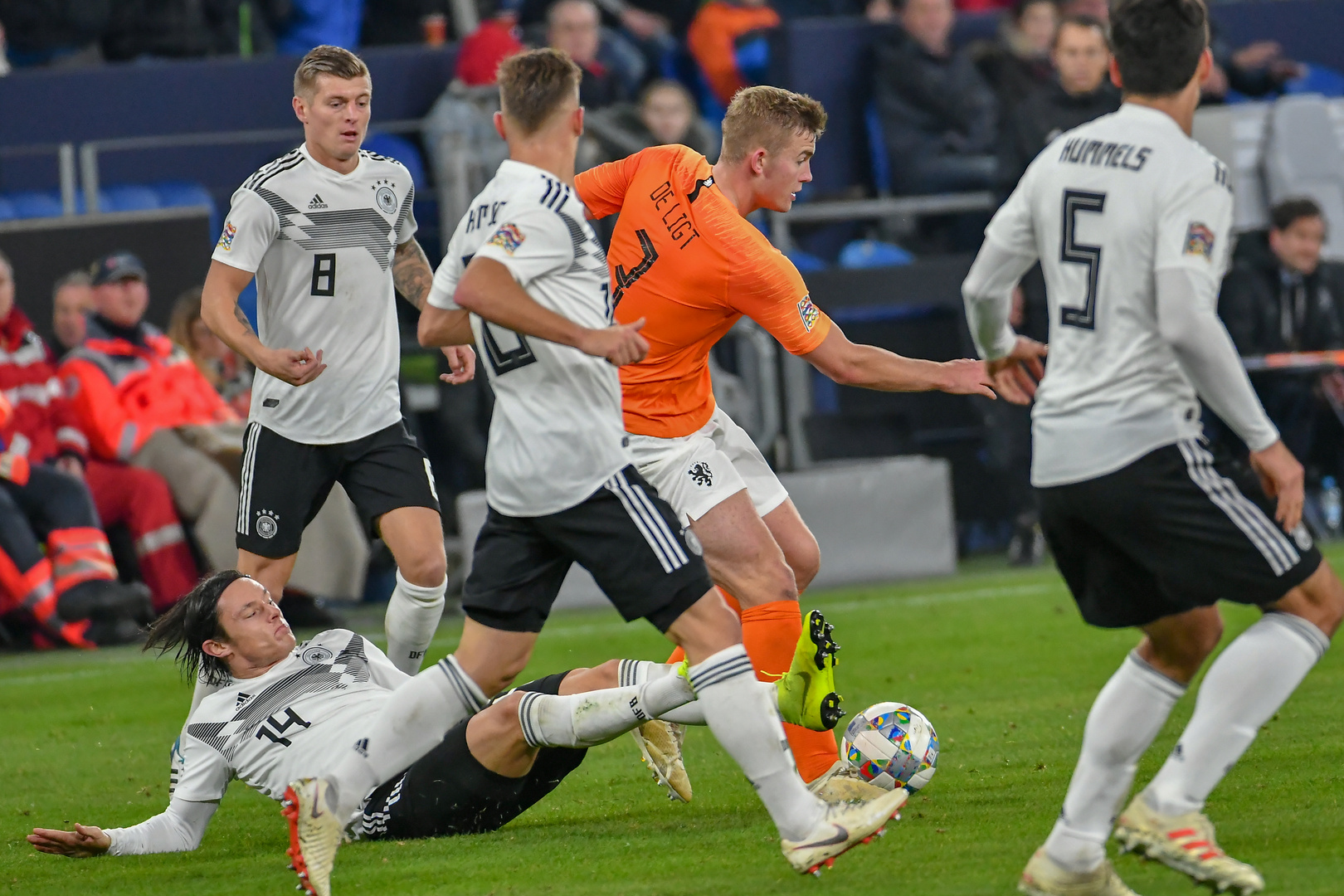 Nations League Deutschland Niederlande