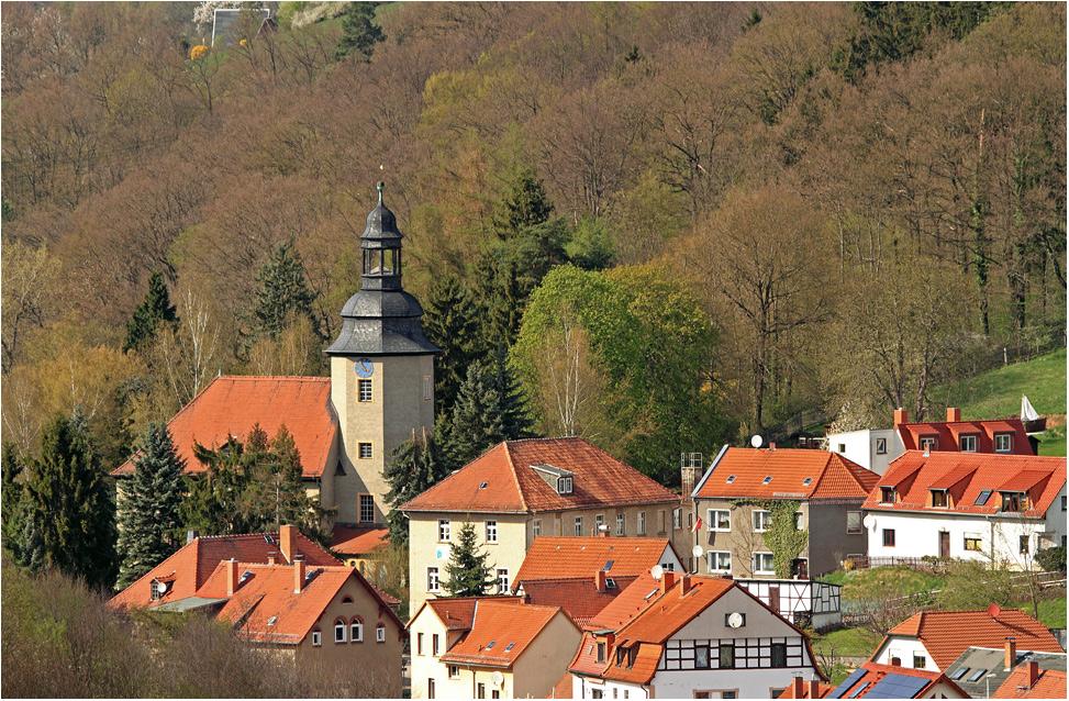 Gera-Frankenthal Teilansicht