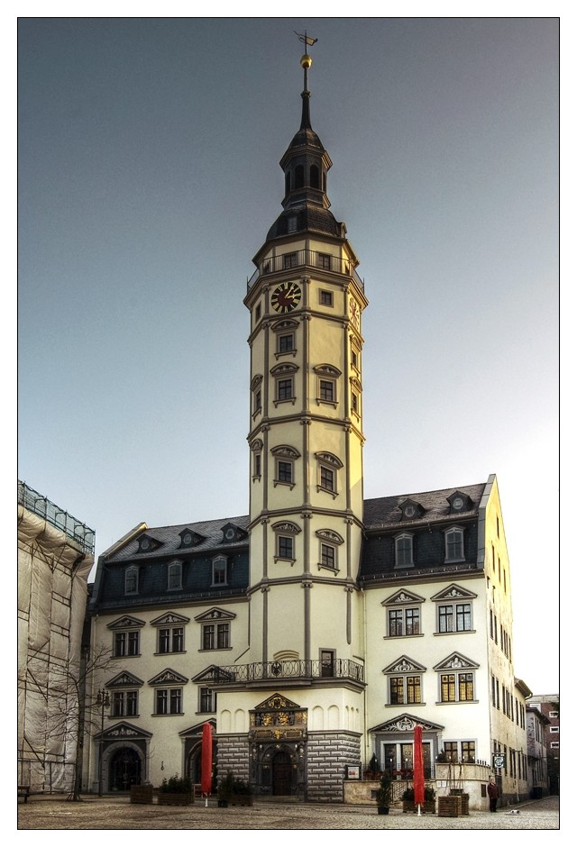 Geraer Rathaus