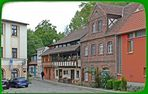 Gerberhäuser am Mühlengraben in Cottbus ..