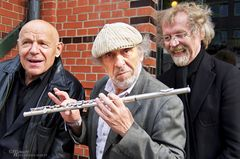 Gerd Dudek, Jiri Stivin, Ali Haurand