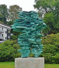 """ Gerhard - Domagk - Skulptur """