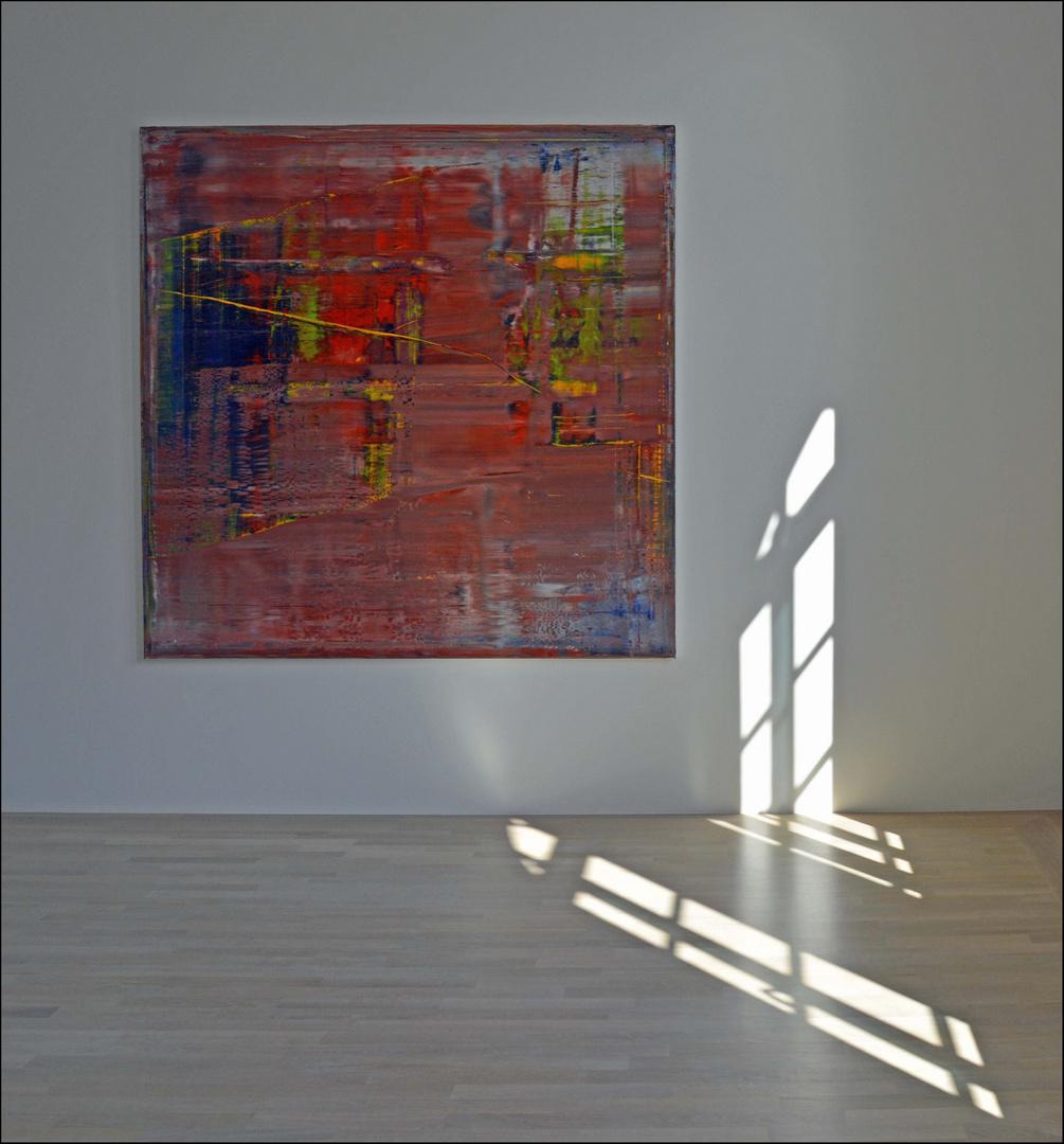 Gerhard Richter - Atlas - 2004 - im Lehnbachhaus/München