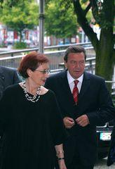 Gerhard Schröder und Heide Simonis