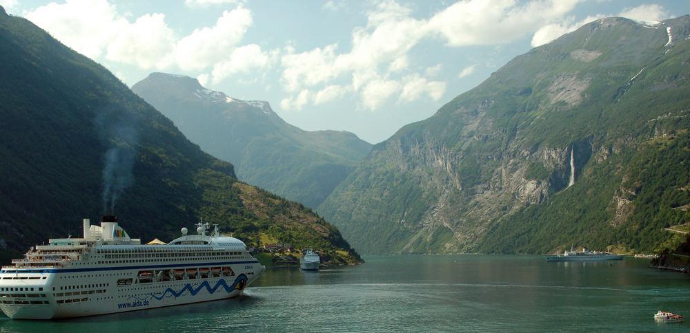 gerianger fjord