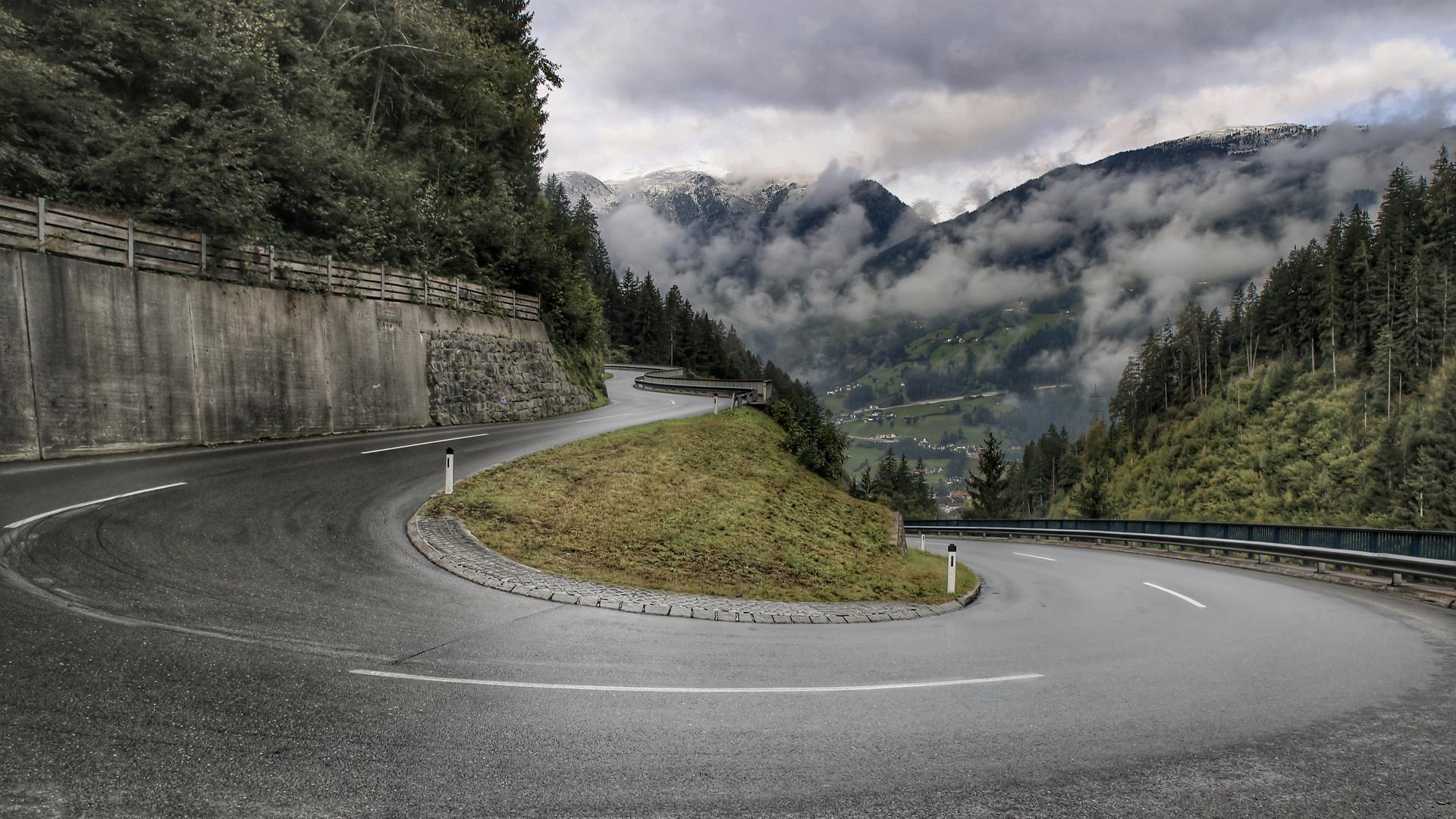 Gerlos Pass