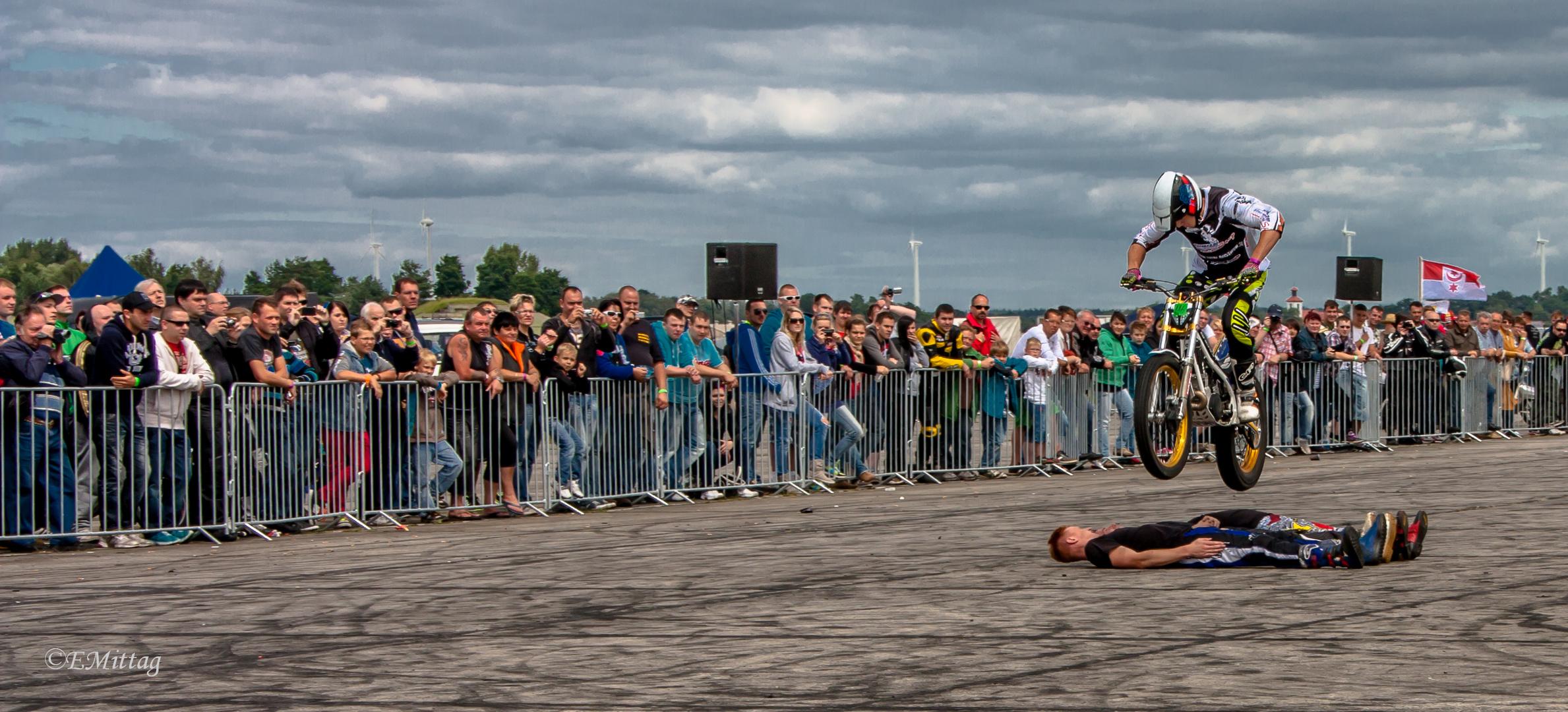 German Stuntdays 2012