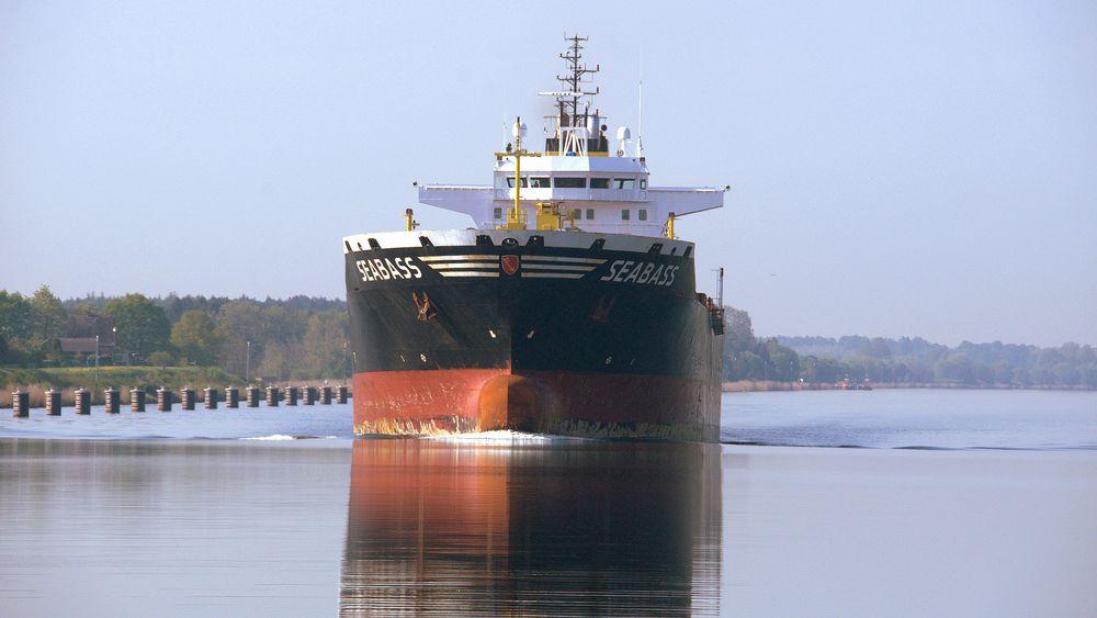 German-Tanker