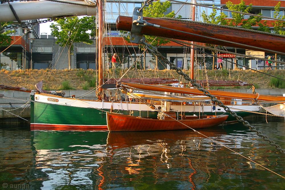 Germaniahafen, Kiel