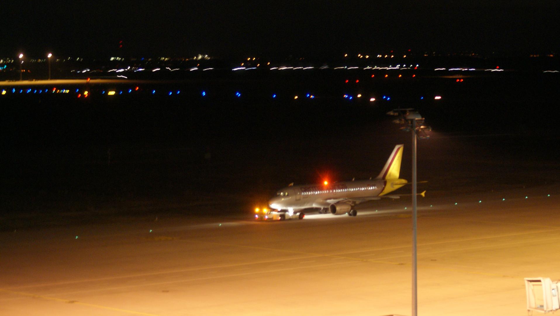 Germanwings A319