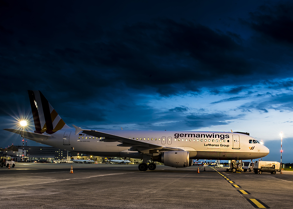 Germanwings Lufthansa A320-200