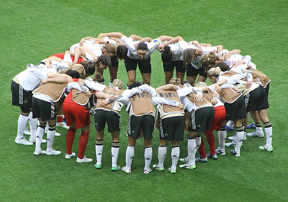 Germany-Nigeria 30.06.2011, 20:45